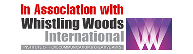 Whistling Woods International Logo
